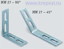 Сборочные уголки MW27 fischer