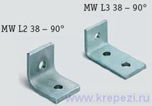 Сборочные уголки MW L2, L3 38 fischer